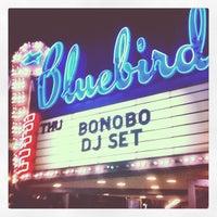 Foto scattata a Bluebird Theater da Andy I. il 2/24/2012