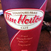 Photo taken at Tim Hortons by Mart C. on 6/30/2012