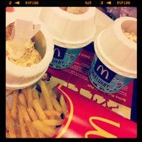 Photo taken at McDonald's & McCafé by Ada on 6/13/2012