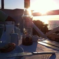 Photo taken at Bizim Gazino Balık Restorant by Gokhan R. on 6/10/2012