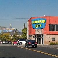 Photo taken at Linoleum City by Denver S. on 2/8/2012