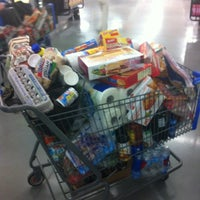 Photo taken at Walmart Supercenter by Chad T. on 3/14/2012
