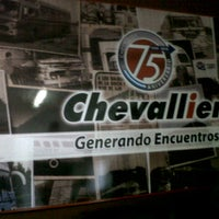 Photo taken at Nueva Chevallier by Andres B. on 8/30/2012