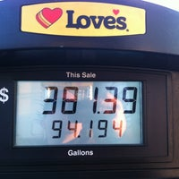 Photo taken at Love's Travel Stop by Wayne R. on 3/14/2012