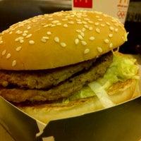 Photo taken at McDonald's / McCafè by Amelia T. on 9/2/2012