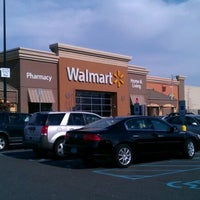 Photo taken at Walmart by Christine on 3/3/2012