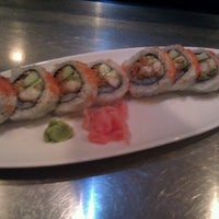 Photo taken at Ru San's Japanese Sushi & Cuisine by Katie H. on 3/25/2012