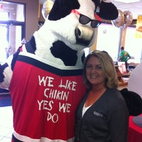 Photo taken at Chick-fil-A by Pam M. on 4/20/2012