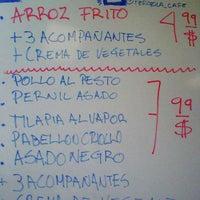Photo taken at La Pergola Cafe by Mauricio Gómez - P. on 2/22/2012