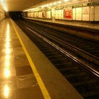 Photo taken at Metro San Juan de Letrán by Wendy A. on 6/11/2012