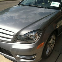 Photo taken at Mercedes-Benz of Easton by Alberto R. on 9/6/2012