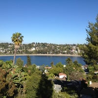 Photo taken at Silver Lake Reservoir by Patrick C. on 6/24/2012
