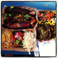 Photo taken at Little Brother BBQ by Christophe J. on 5/20/2012
