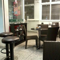 Photo taken at Café São Jorge by Matheus P. on 5/24/2012