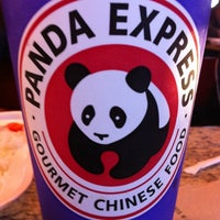 Photo taken at Panda Express - South Pasadena by Toe B. on 2/5/2012