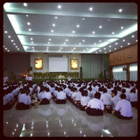 Photo taken at Nawamintharachinuthid Horwang Nonthaburi School by Kittitat P. on 5/22/2012
