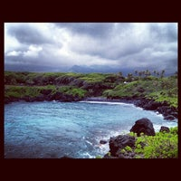 Photo taken at Waianapanapa State Park by Mike L. on 8/1/2012