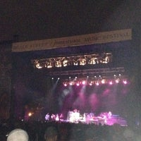 Photo taken at 2012 Beale Street Music Festival - Orion Stage by Ken H. on 5/6/2012