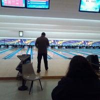 Photo taken at Du Bowl Lanes by Maria U. on 2/12/2012