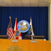Photo taken at Council Chambers by Michael L. on 8/20/2012