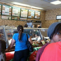 Photo taken at SUBWAY by Jay O. on 7/2/2012