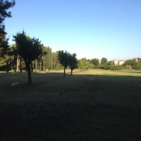 Photo taken at Parco Miralfiore by Giulia G. on 6/15/2012