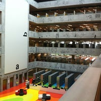 Photo taken at National Library of Technology by Ondrej K. on 5/12/2012