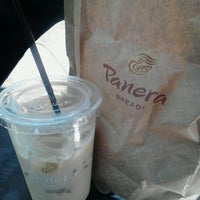 Photo taken at Panera Bread by Katelyn B. on 7/21/2012
