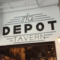 Photo taken at The Depot Tavern by Andy W. on 6/21/2012