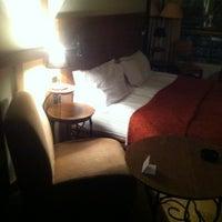 Photo taken at Best Western Santakos Hotel by Amit J. on 3/15/2012