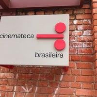 Das Foto wurde bei Cinemateca Brasileira von Brício S. am 3/16/2012 aufgenommen