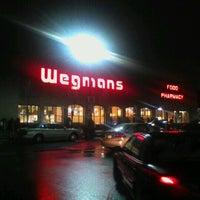 Photo taken at Wegmans by Victoria B. on 2/15/2012
