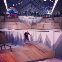 Photo taken at Arenas Skate Park Cartago by Hub A. on 8/30/2012