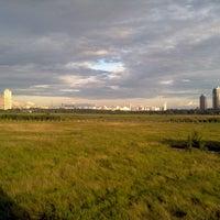 Photo taken at Аэродром Тушино by Vladimir V. on 7/22/2012