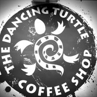 Photo taken at Dancing Turtle Coffee Shop by Scott on 8/9/2012