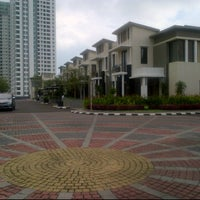 Photo taken at Thamrin City Apartment by Dhery S. on 6/6/2012