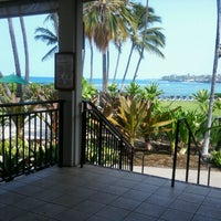 Photo taken at Keauhou Beach Resort by Janice M. on 9/9/2012