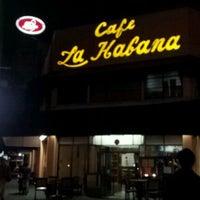 Photo taken at Café La Habana by Hugo C. on 3/9/2012