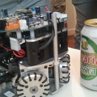 Photo taken at Garoa Hacker Clube by Alberto F. on 2/25/2012