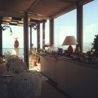 Photo taken at Taodomus Hotel Taormina by Dodo P. on 7/15/2012
