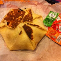 Photo taken at Taco Bell by Michelle on 8/17/2012