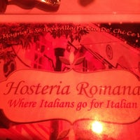 Photo taken at Hosteria Romana by Ally G. on 2/17/2012