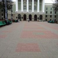Das Foto wurde bei БНТУ 1-й Корпус von Капитан А. am 4/13/2012 aufgenommen
