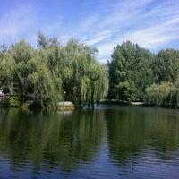 Photo taken at Городской парк культуры и отдыха им. М. Горького by Jesse on 7/31/2012
