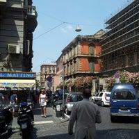 Photo taken at Via dei Mille by Giancarlo C. on 7/2/2012