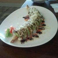 Photo prise au Domo Sushi par Teresa P. le4/4/2012