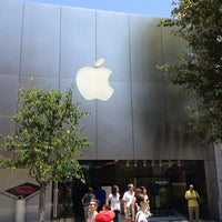 Photo taken at Apple by Adam D. on 6/16/2012