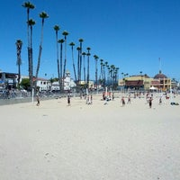Photo taken at Santa Cruz Main Beach by Adí on 8/5/2012