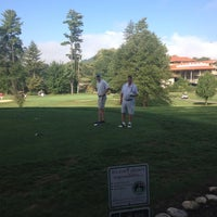 Photo taken at Waynesville Country Club Golfview by Bobby N. on 9/7/2012