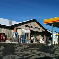 Photo taken at Shell by Aubrey on 2/25/2012